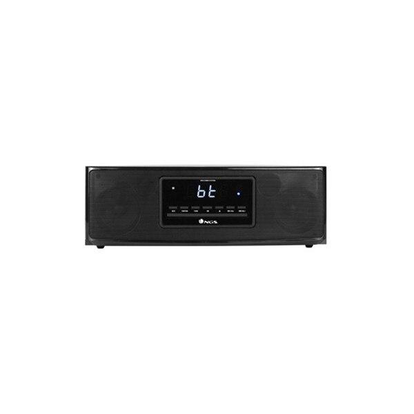 Mini Hifi NGS Sky Box Bluetooth 60W Black