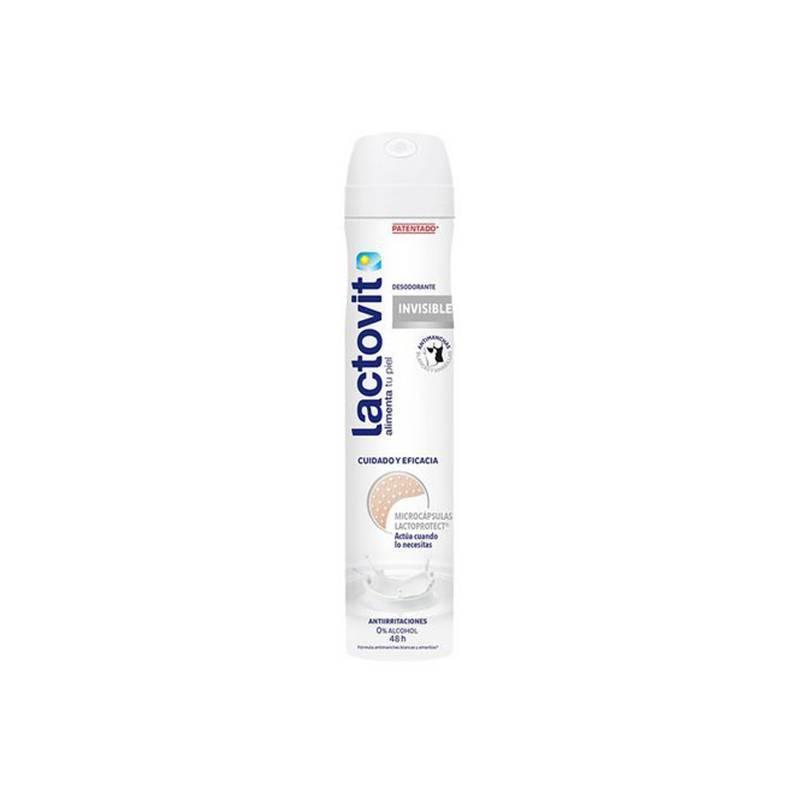 Deodorant Spray Unseen Lactovit (200 Ml)