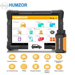 Image 1 - Humzor nexzdasプロOBD2車スキャナー診断ツールオートabsエアバッグsasオイルdpf epbリセットODB2サポートすべてシステム
