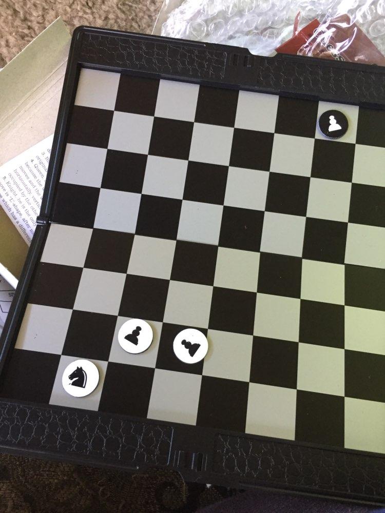 Jogos de xadrez transportar xadrez magnético