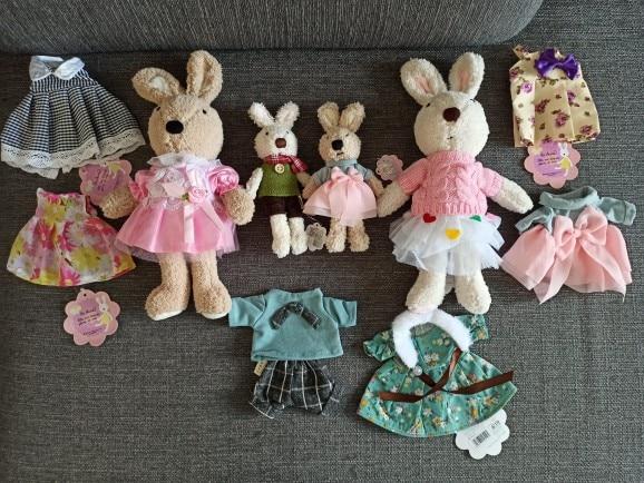 -- Brinquedos Brinquedos Coelho
