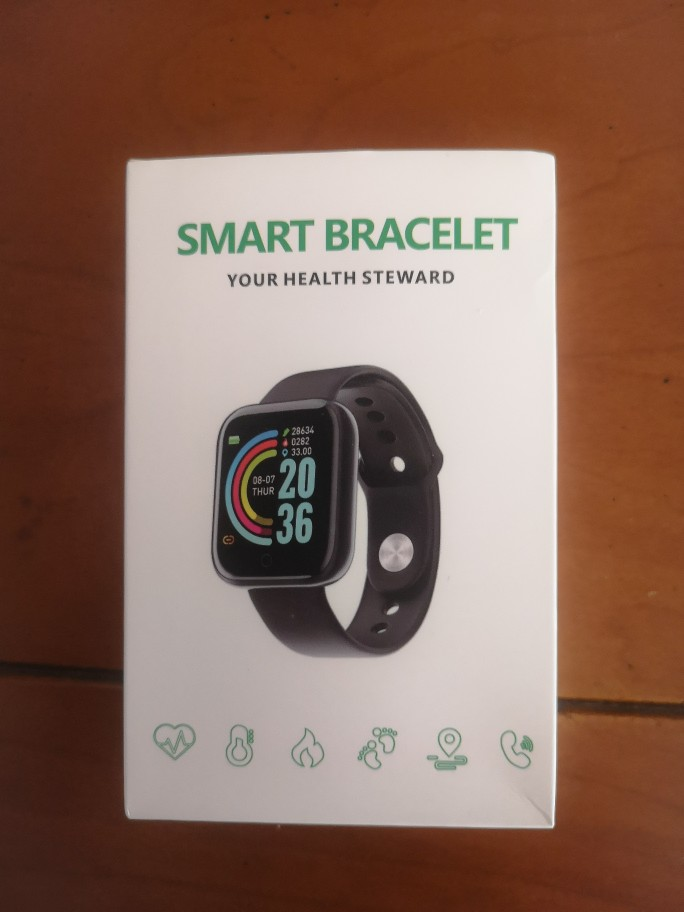 Smart Watch Men Women Smartwatch Android Monitor for IOS Kids Wache Whatch Sport Watches Tracker Fitness Watch  Smart Watch 2020 photo review