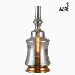 Lampa biurkowa (20x20x48 cm) firmy Shine Inline w Wiszące lampki od Lampy i oświetlenie na
