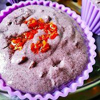 桂花、红枣黑米发糕的做法图解26