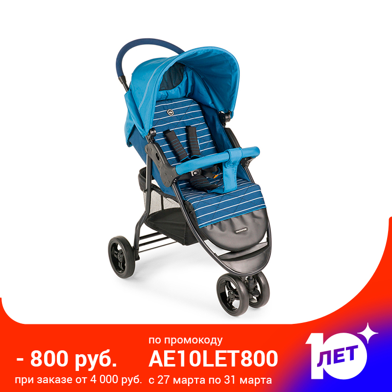 Stroller прогулочная Happy Baby