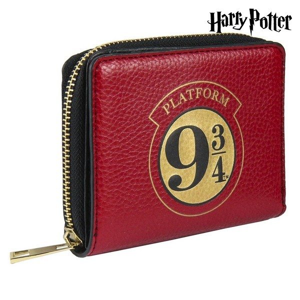 Purse Harry Potter Card Holder Red 70690