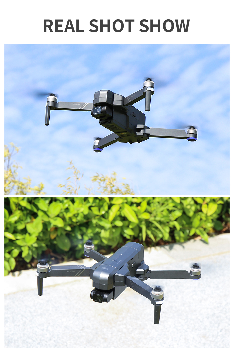 U1160bc4350d64f47bd8dcdd2848ce029d - NEW SJRC F11S 4K PRO Video Camera Drone Professional GPS 2Axis Mechanical EIS Gimbal Quadcopter Brushless Dron Max Flight RC 3KM