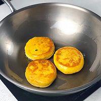 时蔬玉米面饼的做法图解16