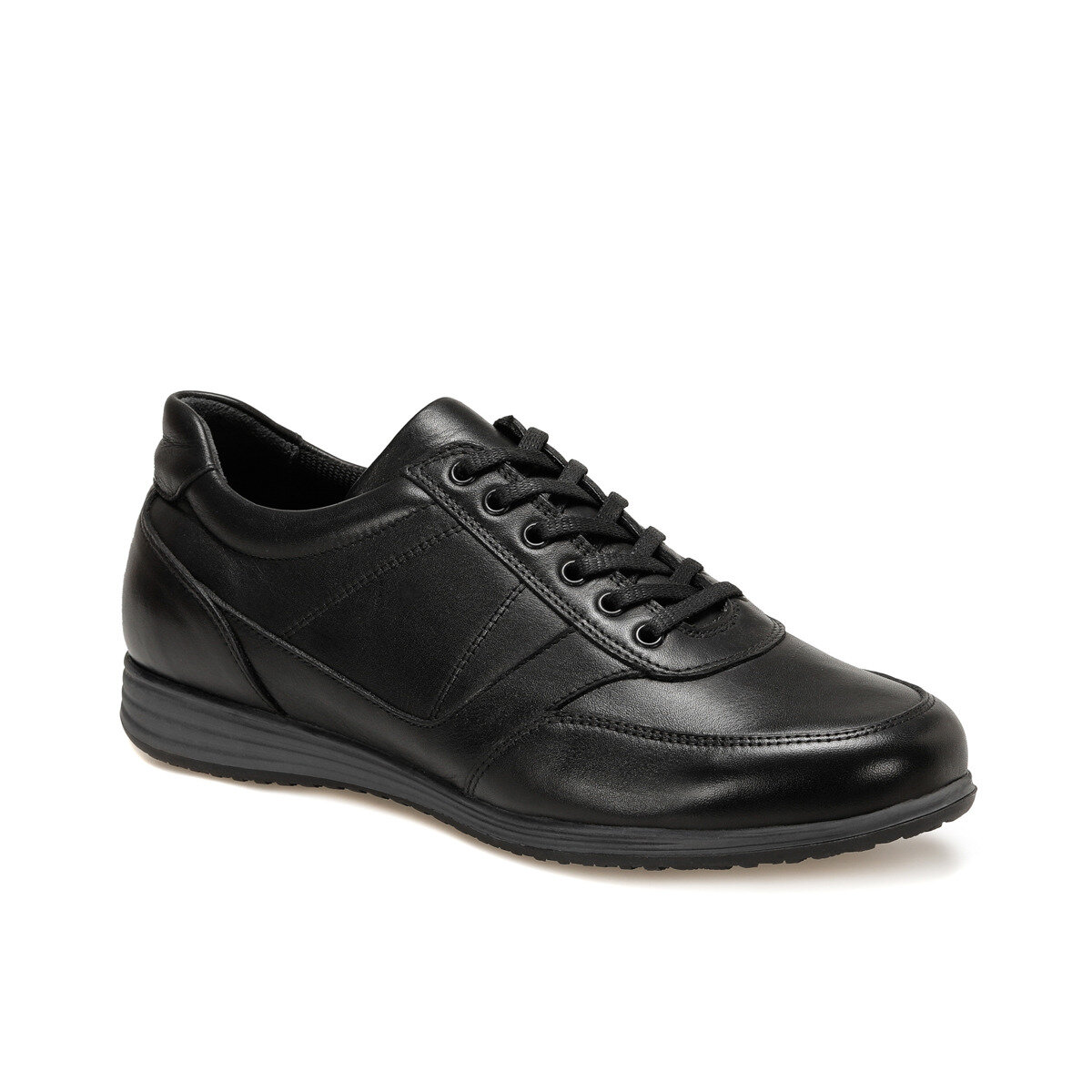 FLO GBS117-D Black Men Casual Shoes Oxide