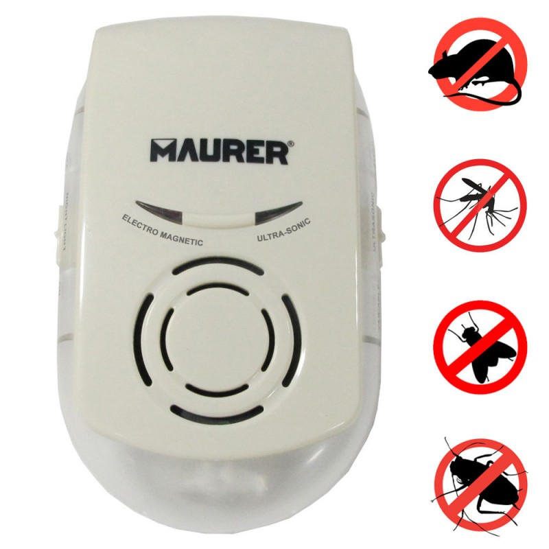 Repeller Ultrasonic And Electromagnetic Mice AND Insects