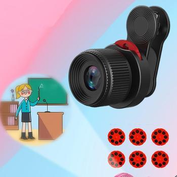 Mini projetor história das crianças projetor festa luminosa brinquedo projeção artefato do telefone móvel mini projetor lâmpada led