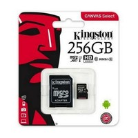 Mikro SD hafıza kartı adaptörü Kingston SDCS2 100 mb/sn