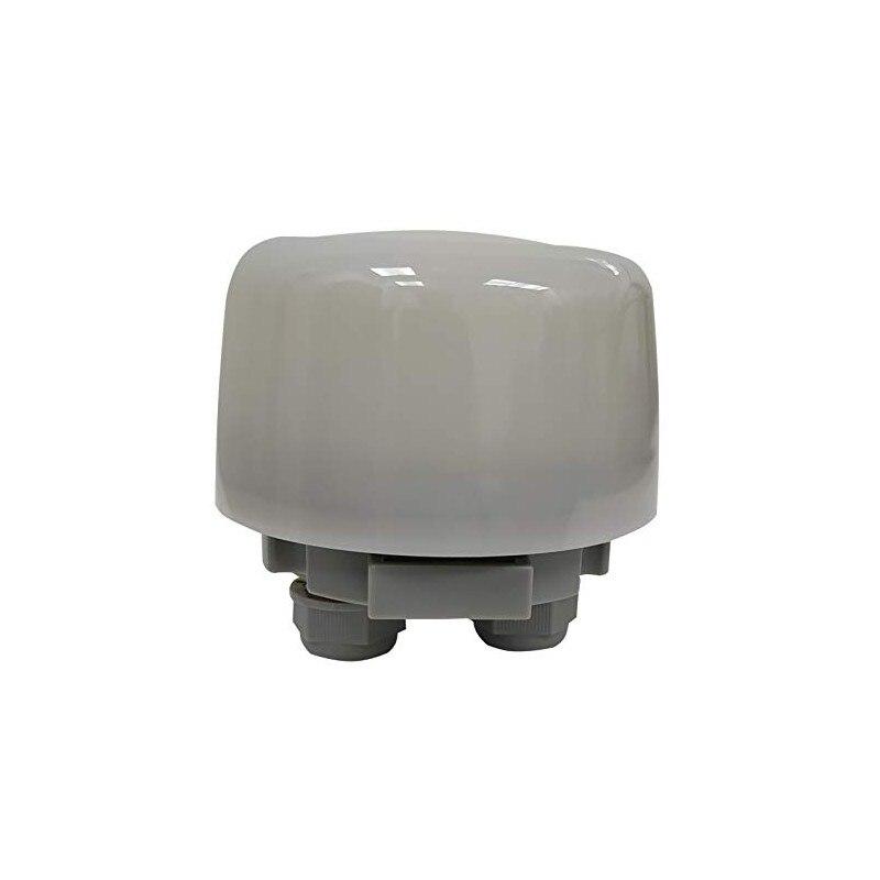 LED ATOMANT®Außen crepuscular schalter. Fotozelle. Optischer Sensor tag/nacht. Einstellbar. Wasserdicht IP65 lichter zu + +