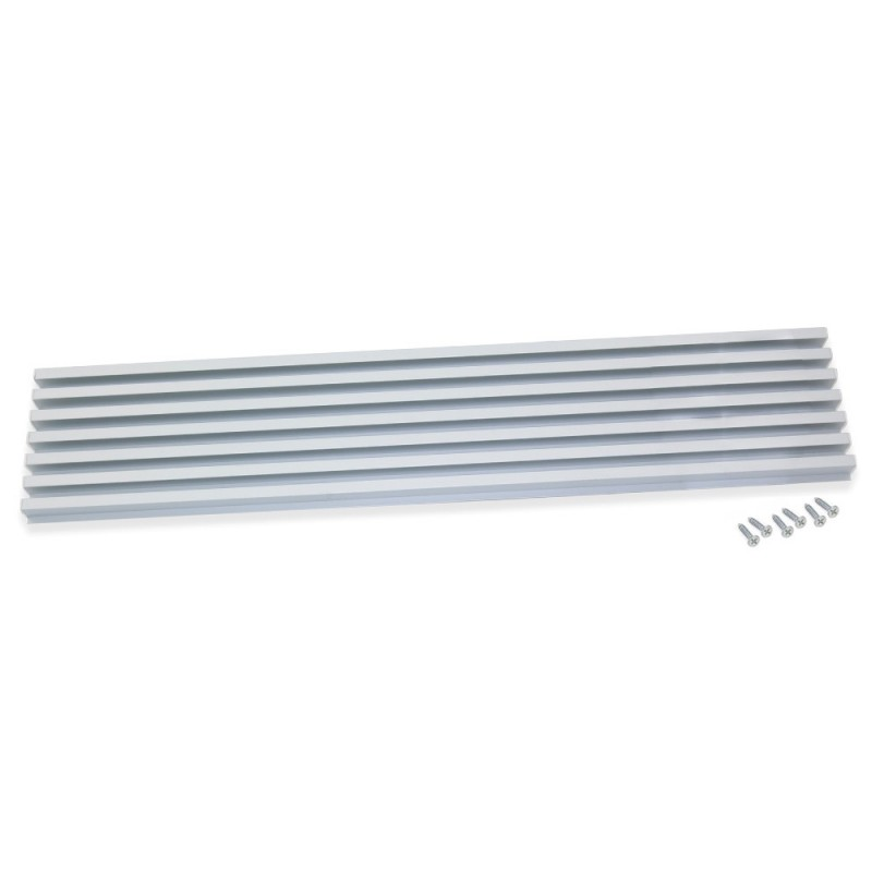 Grid Emuca For Oven Enchased On Anodized Aluminum Matte