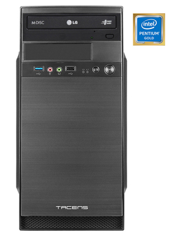 Computer desktop Intel Pentium G6400 4GB DDR4 hard disk 240GB SSD PC Desktop USB 3.0, matx motherboard, basic computer