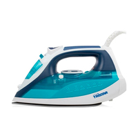 Tristar ST 8330 Steam Iron 0.35 L 2600W White Turquoise Blue Electric Irons     -
