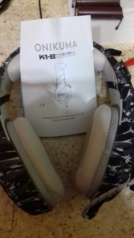 ONIKUMA K1 casque PS4 Gaming Headset PC Gamer Bass Earphones Headphones with Mic for Mac Nintendo Switch New Xbox One PUBG Games|Headphone/Headset|   - AliExpress