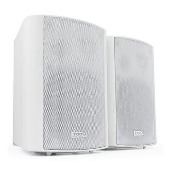 Multimedia Speakers TooQ TQOWS 01W 60W White