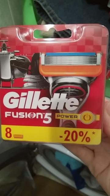 Replaceable Razor Blades for Men Gillette Fusion Power 5 Blade shaving 8 pcs Cassettes Shaving  Fusion shaving cartridge Fusion-in Razor from Beauty & Health on AliExpress