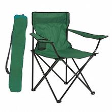 Extended-Seat Chair Folding Camping Detachable Hiking Office Garden Fishing Beach Lightweight