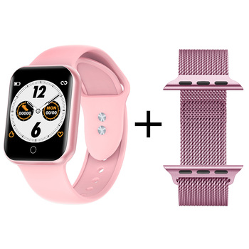 RUNDOING NY07 Smart watch Heart rate Blood pressure Fitness tracker Fashion men Sport smartwatch for ladies men 12