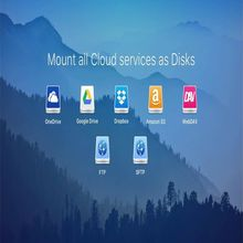 CloudMounter v. 3.8 (680) macOS 10.12 and newer Unlimited encrypted cloud storage on your Mac