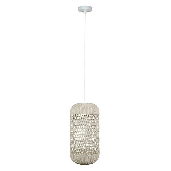 Ceiling Light Natural Ratan (31 X 31 X 62 Cm)
