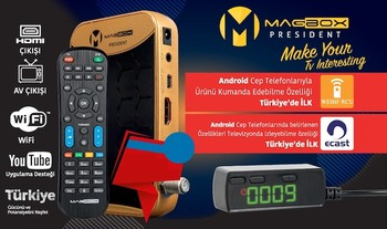 MAGBOX FULL HD + USB MINI HD SATELLITE RECEIVER out-of-POCKET CONTROL 433799727