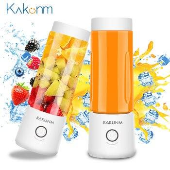 KAKUNM Mini Entsafter Smoothie Mixer  1