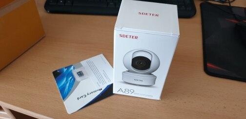 1080P YI oblačna kamera Brezžična Wifi IP kamera Varnostni nadzor P2P Nočni vid Pan / Nagib / Zoom sledenje gibanju v zaprtih prostorih