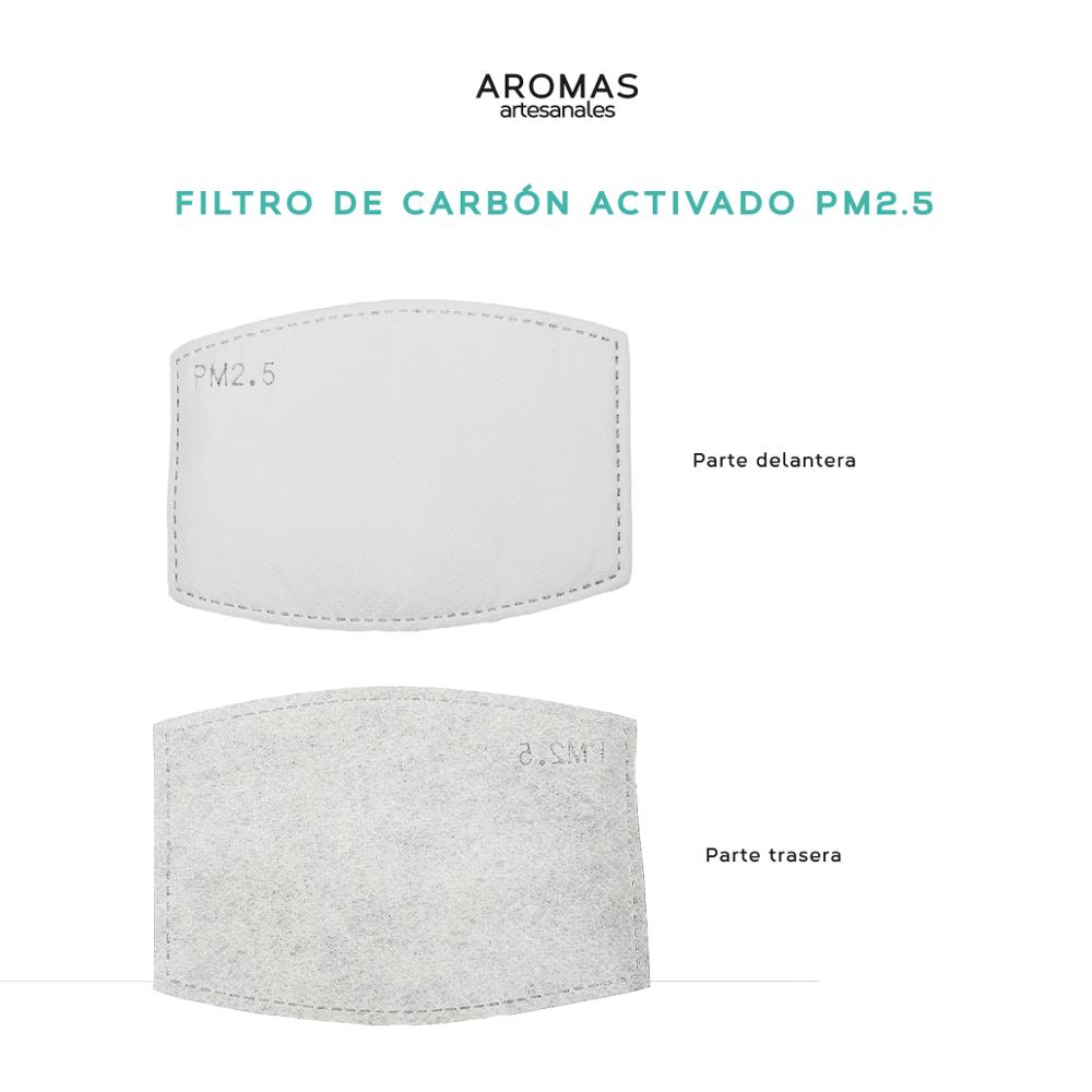 Activated Charcoal Filter Pm2.5 For Mascara Textile Fabric. Pack Top 10 Drives
