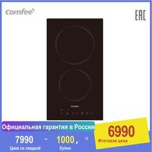 Электронная варочная панель Comfee CEH300 2700Вт черный