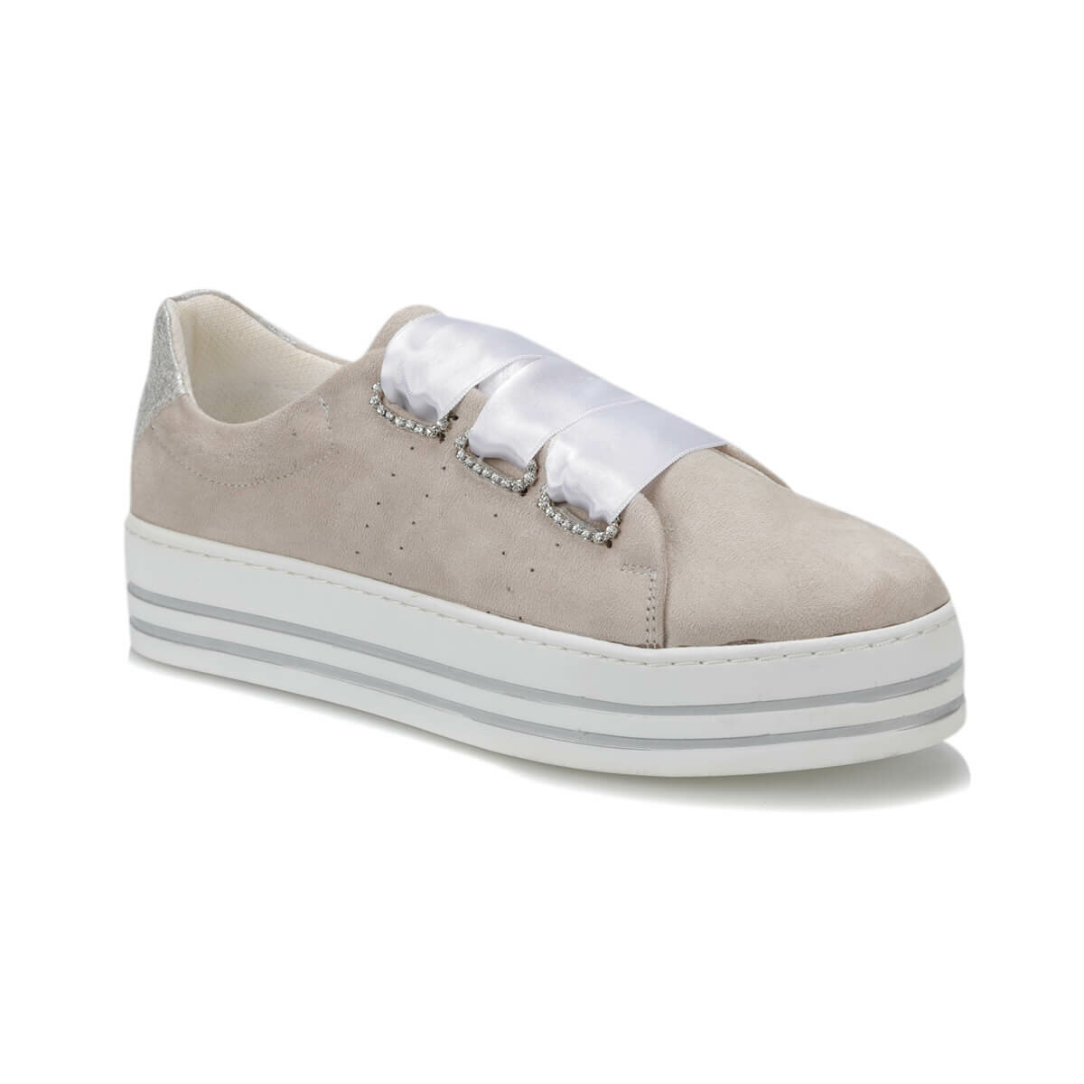 FLO 19S-150 Beige Women 'S Sneaker Shoes BUTIGO