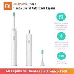 Xiaomi Mi умная электрическая зубная щетка T500 (Carga Индуктивная Inalambrica, Diseño del boton de encendido y apagado) версия Global