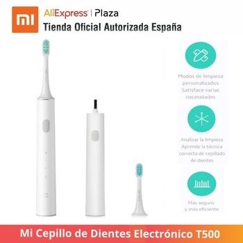 Xiaomi Mi Smart Electric Toothbrush T500 (Carga inductiva inalámbrica, Diseño del boton de encendido y apagado) Version Global