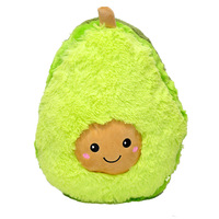 Creative Plush Toy Avocado Plush Fruit Plush Plant Toy Cartoon Doll Pillow Kids Gift Stuffed