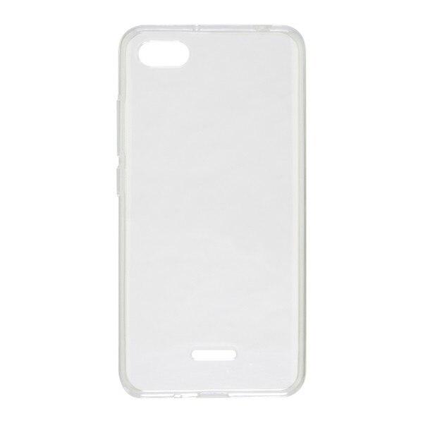 Mobile cover Xiaomi Redmi 6a Contact Flex TPU Transparent   - title=
