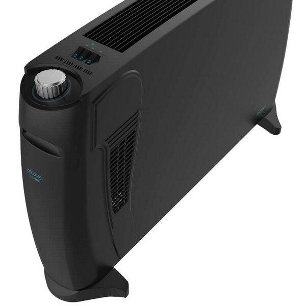 Electric Convection Heater Cecotec Ready Warm 6600 Turbo Convection Plus 2000W Black