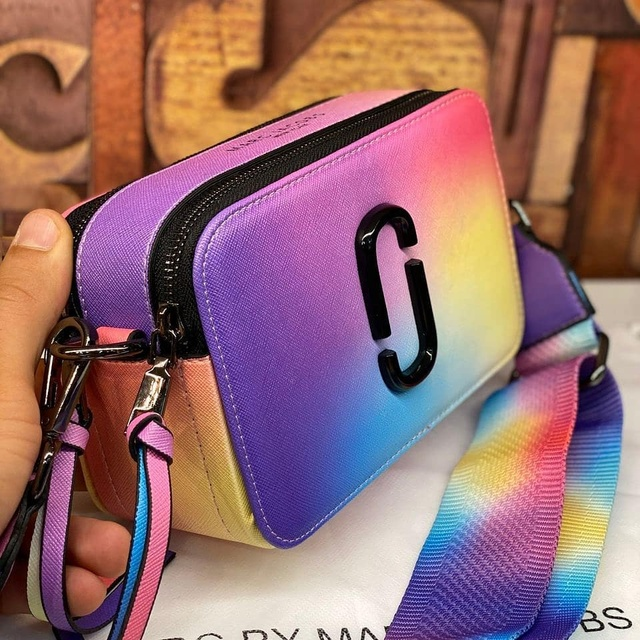 2021Woman Luxury Fashion Brand Crossbody Famous Leather Small Snapshot Shoulder Bags For Women Ladies Handbag Designer Famous