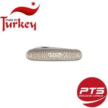 Turecki ręcznie grawerowane Surmene Surbisa Chrome luksusowe specjalne taktyczne Survival polowe noże myśliwskie uchwyt narzędzia sprzęt tanie tanio TR (pochodzenie)
