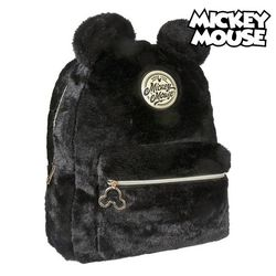 Casual Backpack Mickey Mouse 72786 Black