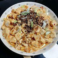 麻婆豆腐的做法图解9