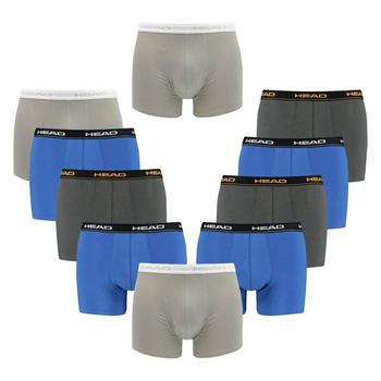 Pack 10 underpants HEAD assorted for men