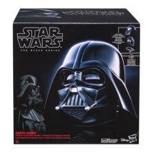 Hasbro Original - Casco Electrónico dark vador-Accesorio-Star Wars la série noire-14 AÑOS + Envío Gratis - E0328EU4