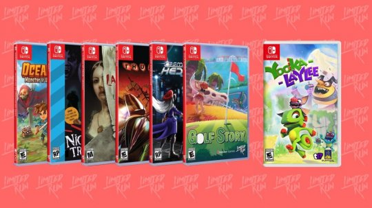 独立游戏发行商Limited Run达成250万实体游戏销量插图(1)