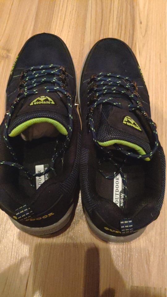 -- Caminhada Sapatos Trekking