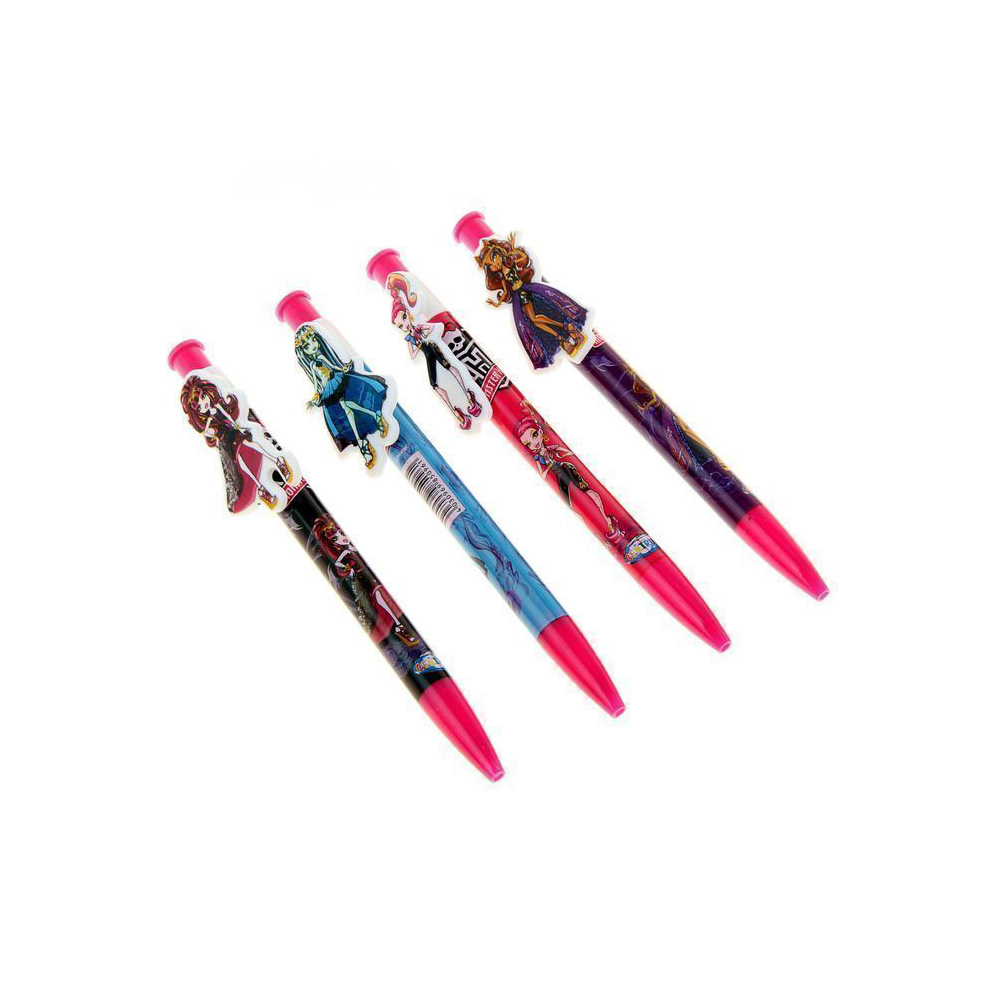 Pen Ball Monster High (in stock) 6pcs ball game props body paint pen