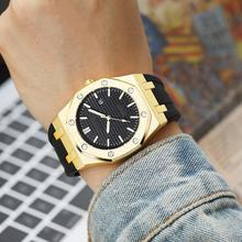 41mm Sportive Men Watches High Quality Waterproof Top Brand