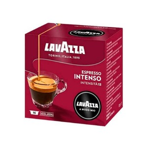 Lavazza, intense Espresso, Box 16 capsules