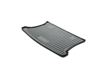 Trunk car mat for Kia Rio III hatchback 2011-2017 car interior protection floor from dirt guard car styling tuning floor image